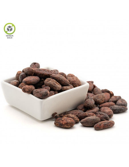 Fave di cacao crude Peruviano
