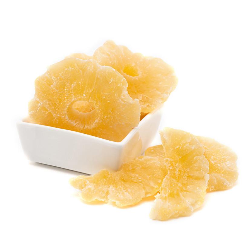 Ananas disidratata a fette