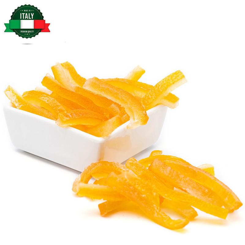 Arancia candita a filetti