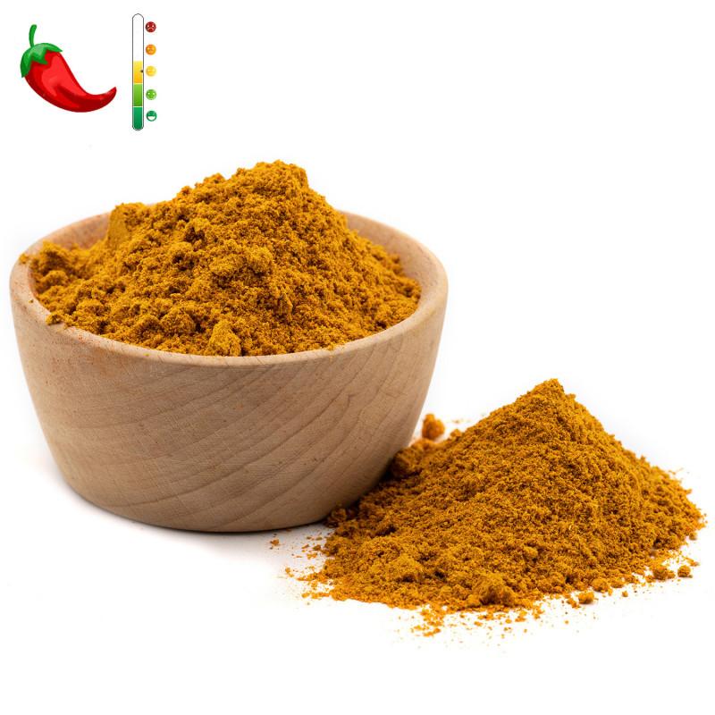 Curry piccante