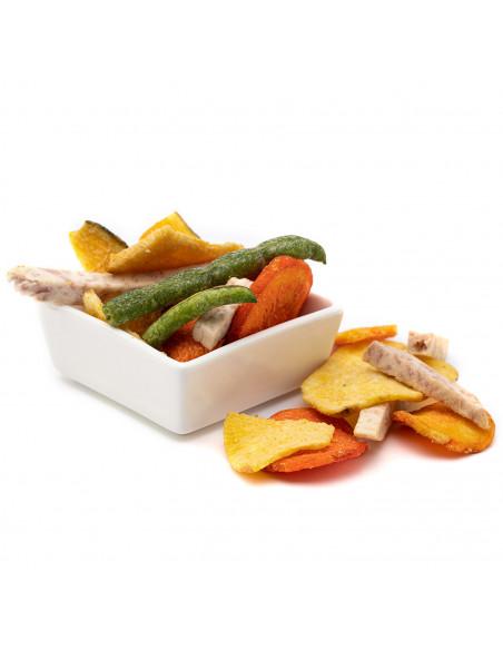 Chips di Verdure