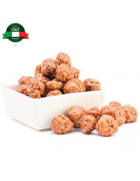 Nocciole zuccherate Italiane