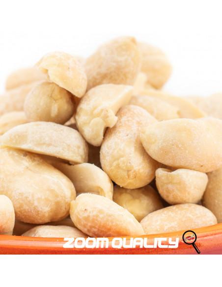 Arachidi tostate senza sale